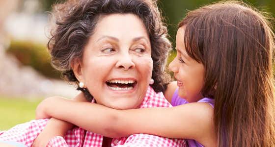 El papel de los abuelos en la vida de los nietos
