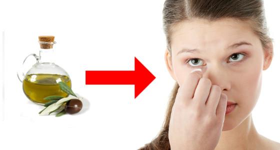 Cómo usar el aceite de oliva para desmaquillarte