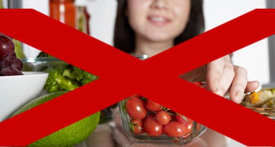 Alimentos que jamás deberás meter al refrigerador