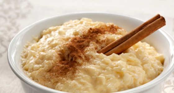 Deliciosa receta original del arroz con leche