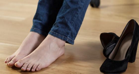 Batido de frutas para desinflamar los pies