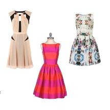 Tips para combinar tu vestido estampado.