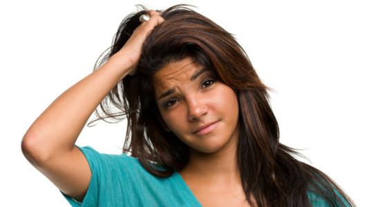 Tips para aliviar la comezón de la cabeza