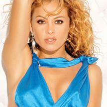 Copia el look de Paulina Rubio.