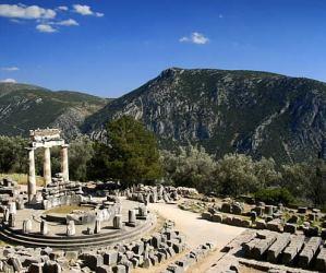 La maravillosa ciudad de Delfos
