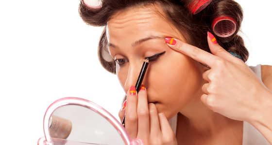 Tip para evitar que tu lápiz de ojos se rompa