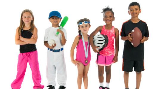 Deportes para tus hijos según su edad