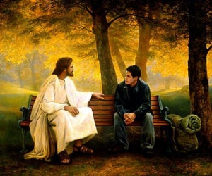 Dios te oirá si le hablas...