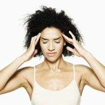 Dos trucos caseros para calmar el dolor de cabeza.