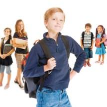 Elige la mochila adecuada para tus hijos.