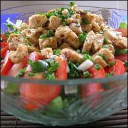 Prepara una Ensalada de Carne baja en calorías y disfrútala sin subir de peso