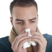 Infusión para aliviar la gripe.