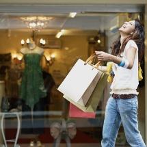 Tips para ir de compras sin excederte.