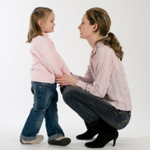 Tips para corregir a un niño rebelde