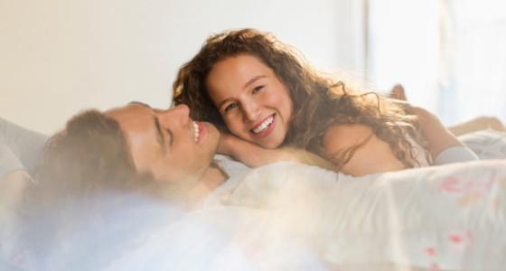 Mágicos beneficios de un orgasmo