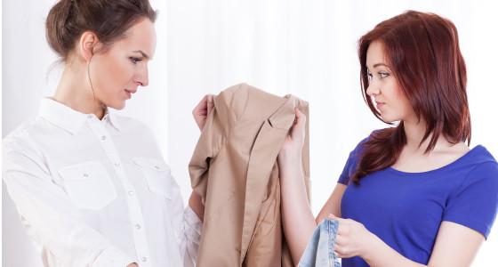 Cómo eliminar las manchas de lluvia de la ropa