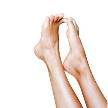 Remedio casero para eliminar la picazón de los pies.