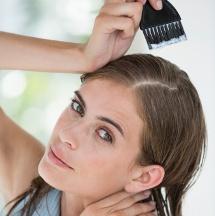 Mascarilla casera para proteger tu cabello del sol.