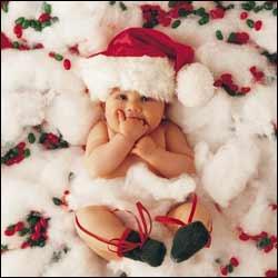 Comparte y celebra la Navidad con tu Bebé