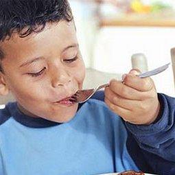 ¿Por qué mi hijo no come como antes?