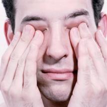 Lechuga para prevenir la conjuntivitis y ojos cansados.