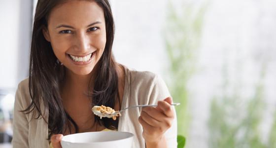 Pierde peso desayunando