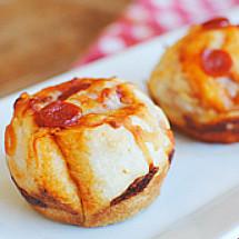 ¿Pizza en bolitas? ¡Una delicia!