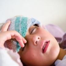 ¿Qué hacer si tu hijo convulsiona por fiebre?