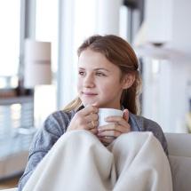 Tres remedios caseros para aliviar la fiebre.