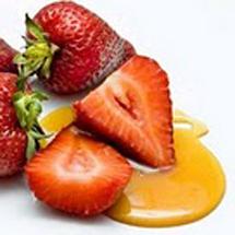 Embellece tu piel a base de miel y fresas