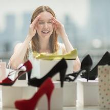 Tips básicos para comprar zapatos.