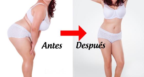 Tips para perder peso en una semana