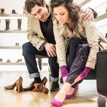 Tips para elegir correctamente la talla de tus zapatos.