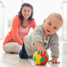Tips para evitar accidentes en bebes.