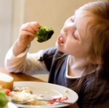 Tips para introducir verduras en la alimentación de tus hijos.