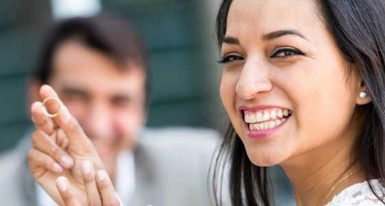 Consejos para pedir la mano de tu novia