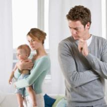 Tips para no descuidar a tu pareja cuando ya eres mamá.