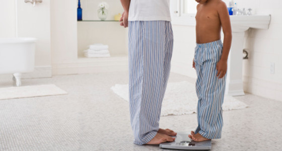 Tips para evitar la obesidad en tus hijos