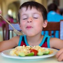 Tips para que los niños coman de todo.