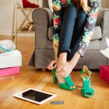 Tips para usar tus zapatos correctamente.