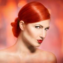 Tips para vestir según el color de tu cabello.
