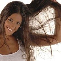 Truco para que tu cabello crezca rápidamente.
