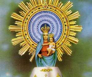 Virgen del Pilar.