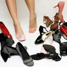 6 desventajas de tener demasiados zapatos